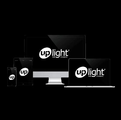 Uplight Responsive design