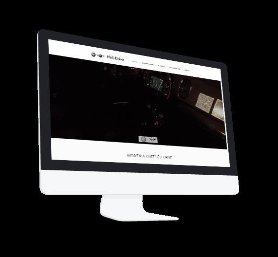 Desktop Héli Drive